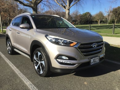 Hyundai Tucson Elite MPI 2.0P/6AT