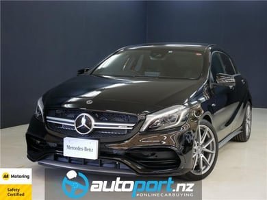 Mercedes-Benz A-45 AMG 4 Matic listing image