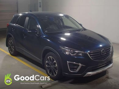 Mazda CX-5 XD Luxury Package Facelift Model