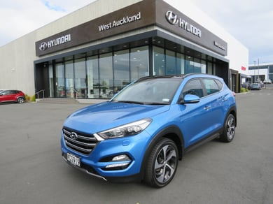 Hyundai Tucson 1.6T DCT Elite LTD