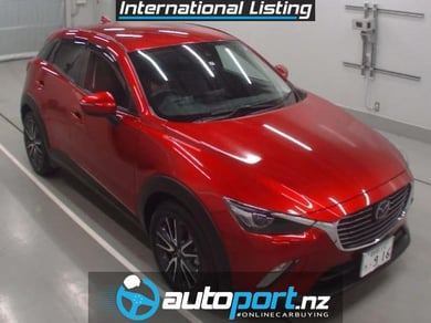 Mazda CX-3 20S Proactive