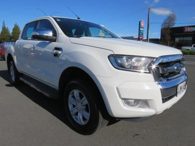Ford Ranger PX2 XLT D/Cab W/Side 3.2 2WD Manual