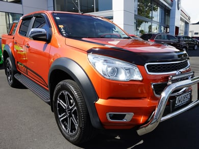 Holden Colorado Ltz Dc Pu 2.8D/6At/U