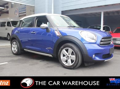 Mini Cooper COOPER D, COUNTRYMAN CROSSOVER, DIESEL TURBO, LOW KMS, STUNNING!