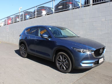 Mazda CX-5 Ltd Ptr 2.5P/4Wd/6At