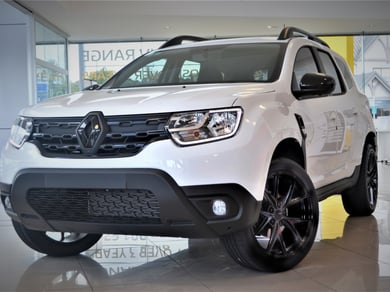 Renault Duster RS-Line