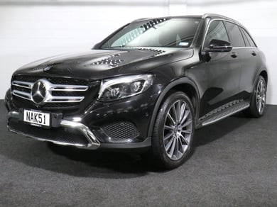 Mercedes-Benz GLC 250 4 Matic