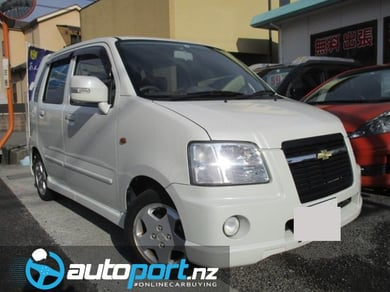 Chevrolet MW G selection