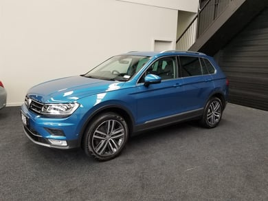 Volkswagen Tiguan TSI HIGHLINE 4MOTION