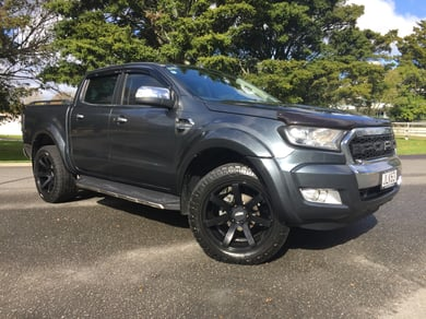 Ford Ranger XLT 2WD AUTO