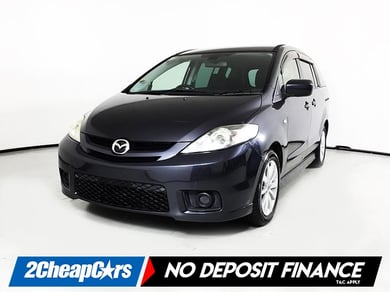 Mazda Premacy - from $22.32 weekly - Penrose Branch