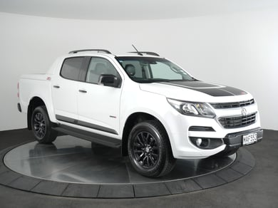 Holden Colorado Z71 4WD