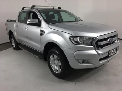 Ford Ranger 2WD XLT Double CAB W/S A