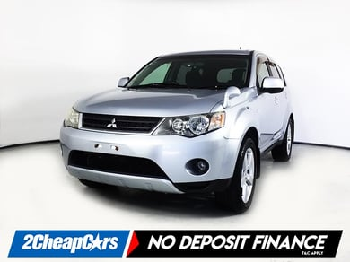 2006 Mitsubishi OUTLANDER 7 SEATS - from $43.70 weekly - Penrose Branch listing image