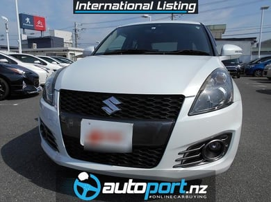Suzuki Swift 1.6 Sports