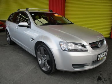 Holden Commodore SPORTWGN OMEGA AT