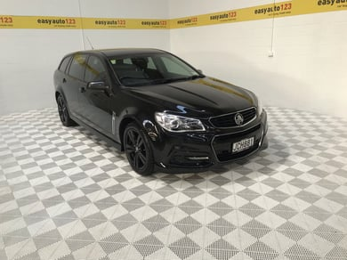 Holden Commodore Vf Sv6 3.6P/6At/Sw/5