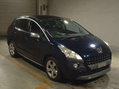 Peugeot 3008 LOW KM / SUNROOF