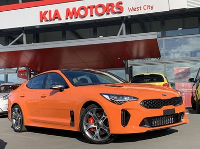 Kia Stinger Gt Sport 3.3Pt/8At