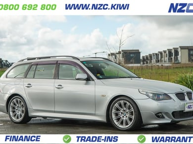 2007 BMW 550i M SPORT PANORAMIC ROOF FULL SPECS listing image