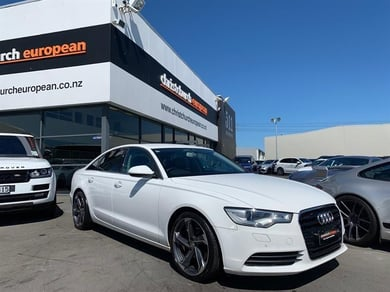 Audi A6 2.0 TFSI SE New Shape Sedan Sports