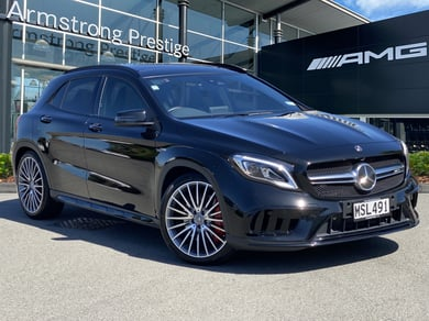 Mercedes-Benz GLA 45 AMG 4Matic 2.0L