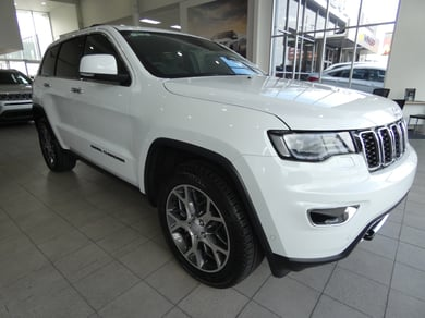 Jeep Grand Cherokee Ltd 3.0L CRD MY21