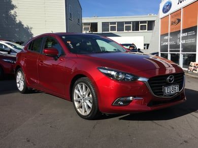 Mazda 3 SP20, NZ NEW, ONE OWNER