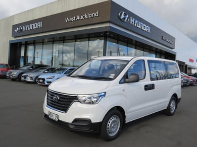 Hyundai iLoad 2.5 Crdi Manual