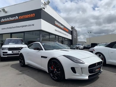 Jaguar F-Type R 5.0 V8 Supercharged