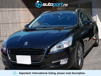 Peugeot 508 SW premium special specification car