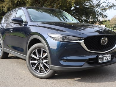 Mazda CX-5 LIMITED AWD PETROL