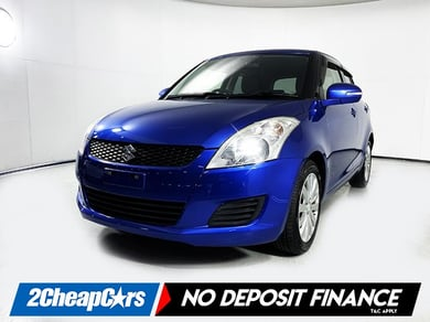 Suzuki Swift - from $39.10 weekly - Penrose Branch