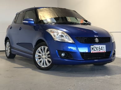 Suzuki Swift RS STUNNING COLOUR