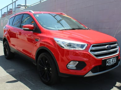 Ford Escape Titanium Awd Petrol
