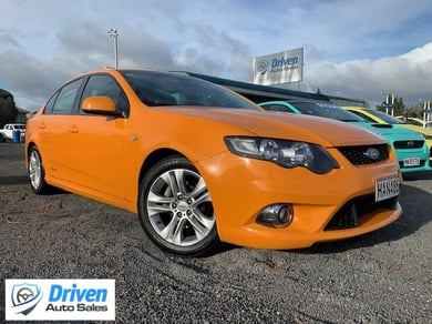 Ford Falcon FG XR6 Auto Sedan NZ New