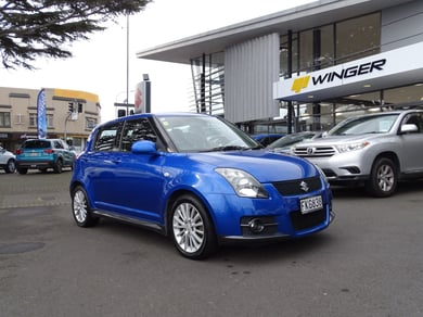 Suzuki Swift Sport 1.6 Manual 5dr Hatch