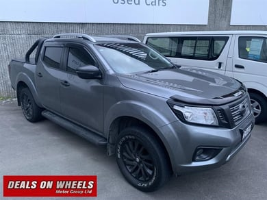Nissan Navara ST-X 2.3D Twin Turbo